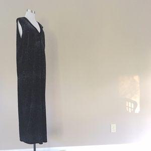 Size 26 Blue Velvet Plus Size Fashion Bug Dress